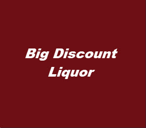 Big Discount Liquor, Burnsville, MN