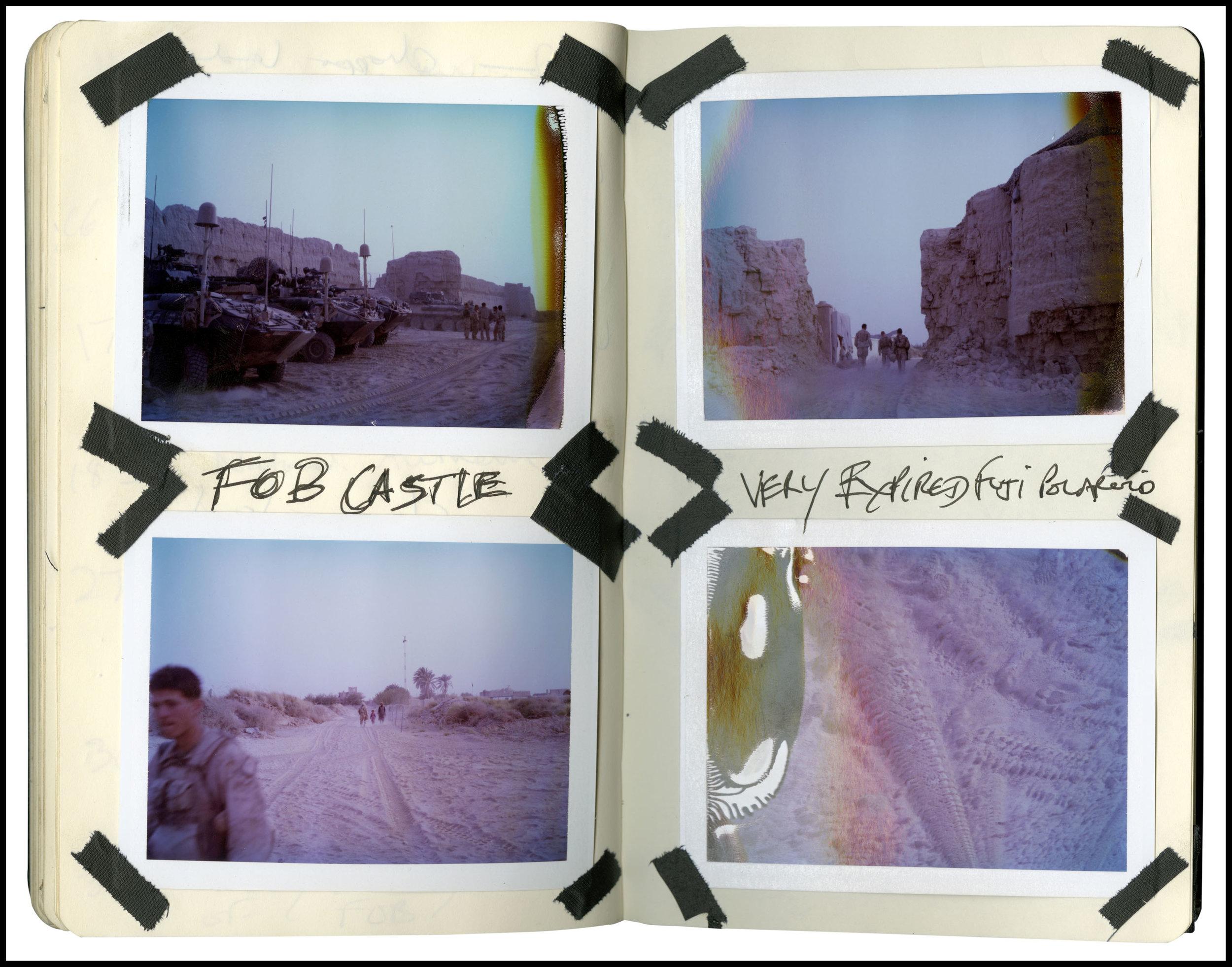 Afghanistan Diary 2008 - 2009