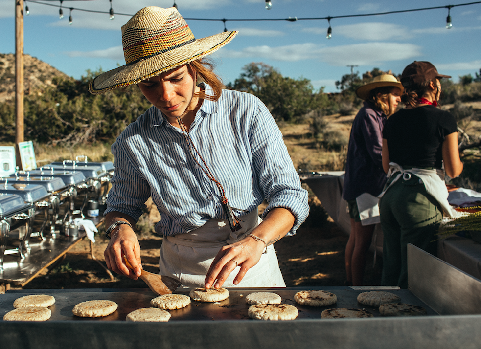 """RECENT FEATURE via EAST BAY EXPRESS: """"YO TAMBIEN TO BRING AREPAS TO COSECHA ANNIVERSARY"""""""