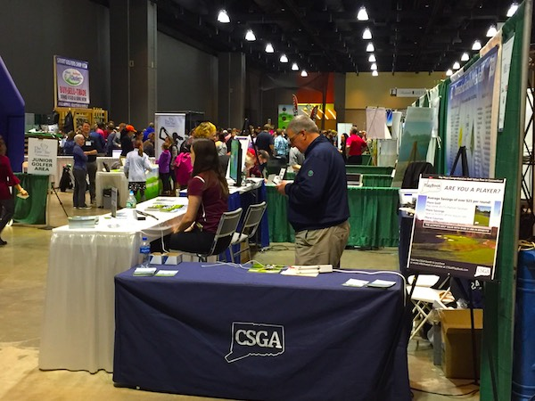 The CT Golf Show has a total variety of golf services to enjoy.