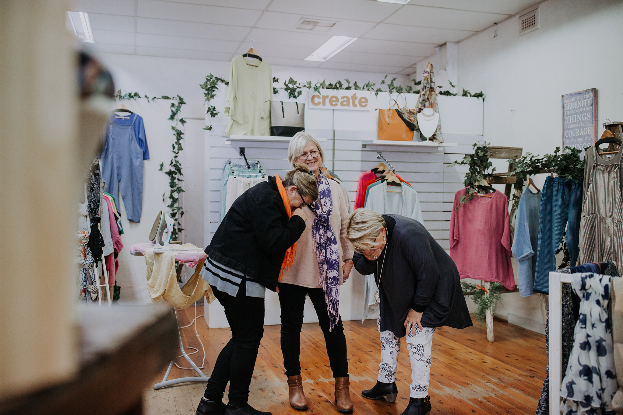 About - Everyone who comes through our doors is treated just like family! Join us for a cuppa, be there when we are unpacking stock and share in our adventures!