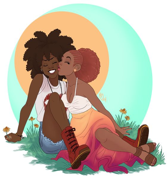 This is absolutely gorgeous, but queer identity is not the end all, be all of sexual exploration.  Source: theqmmunity.tumblr.com