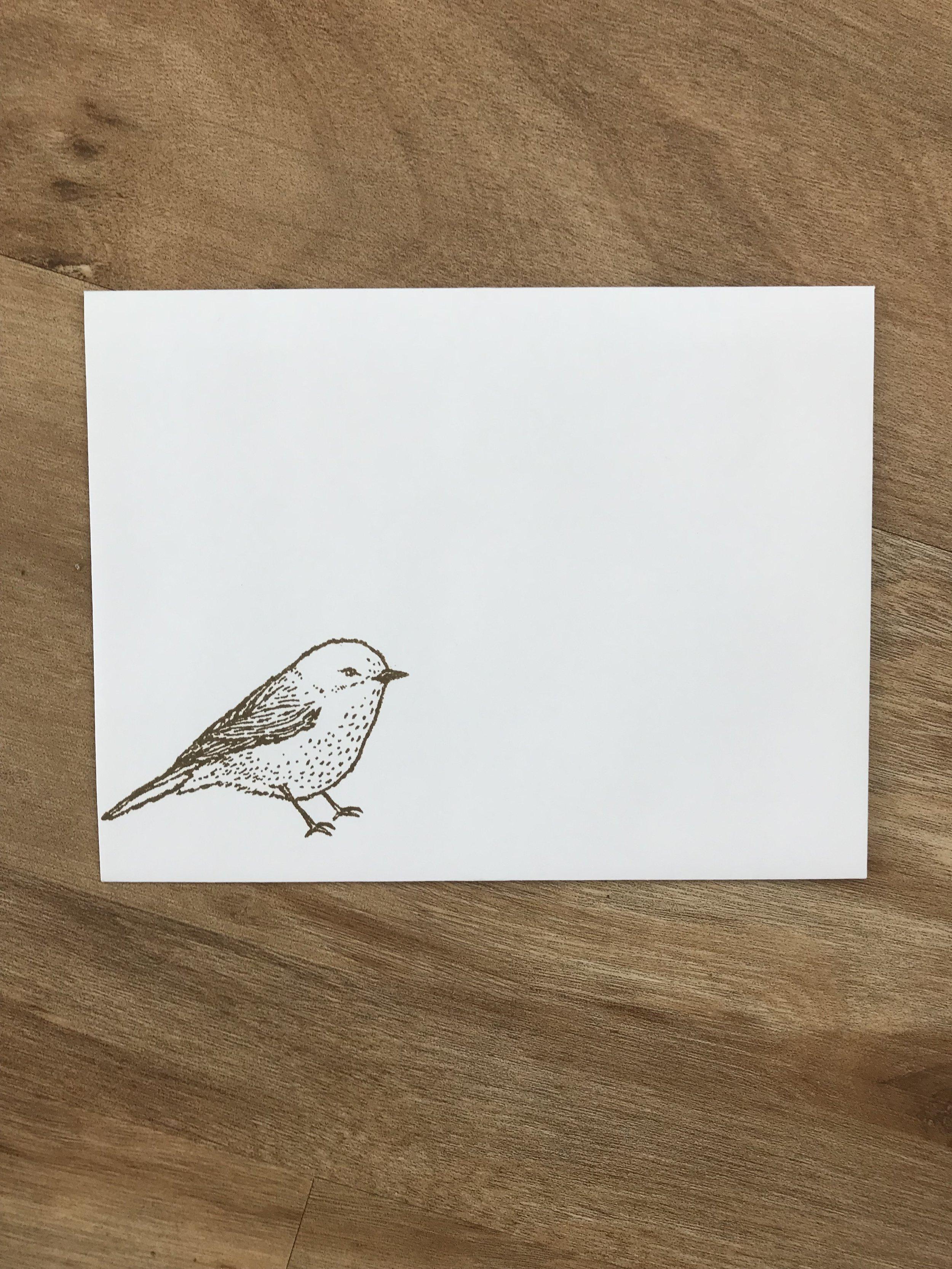 Best Birds Envelope