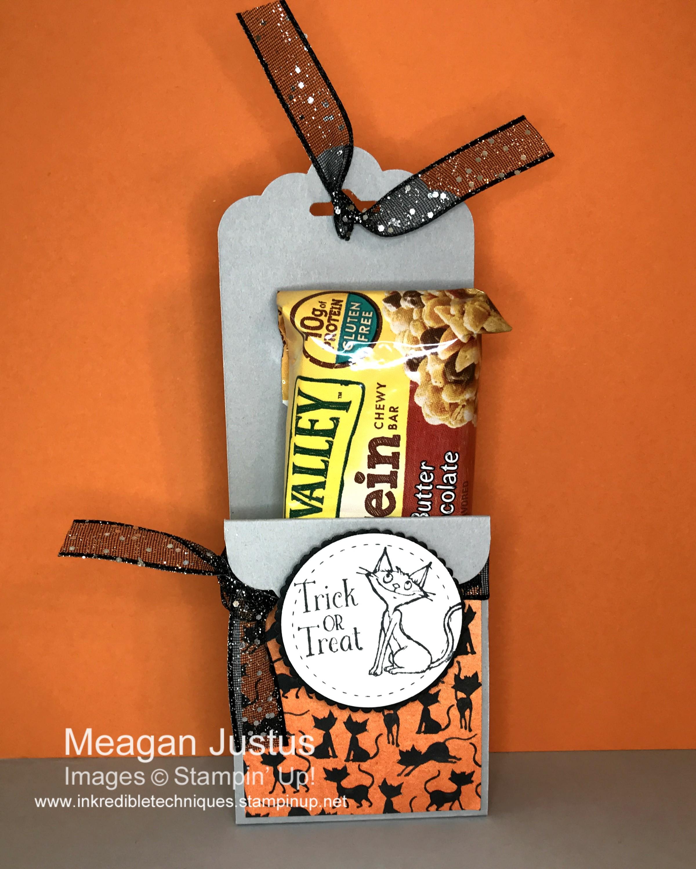Halloween Craft Candy Favor