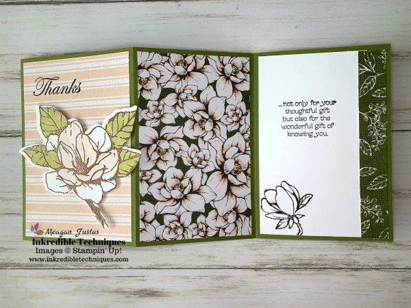 - Greeting Card Fully Expanded