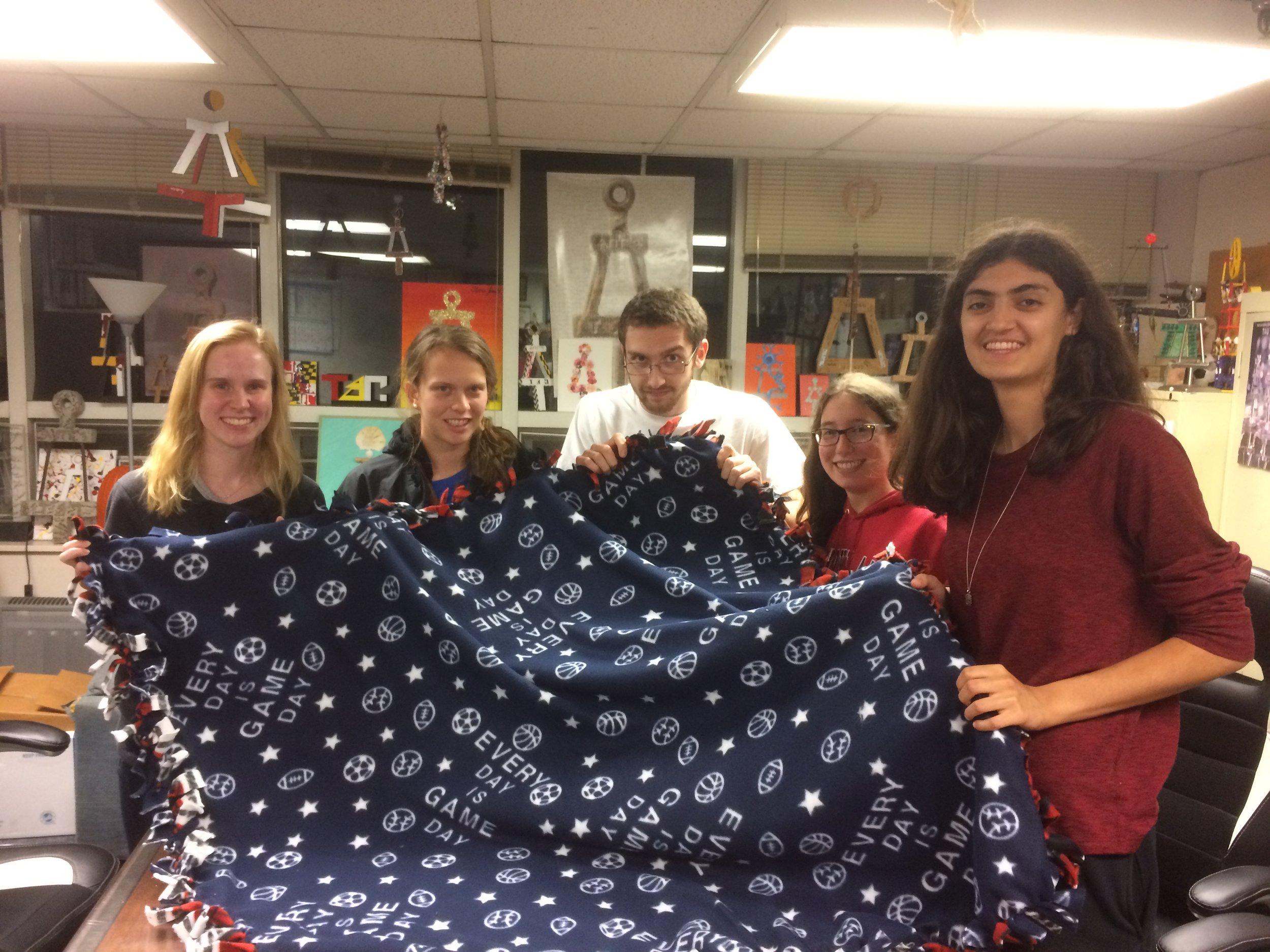 Blanket Making