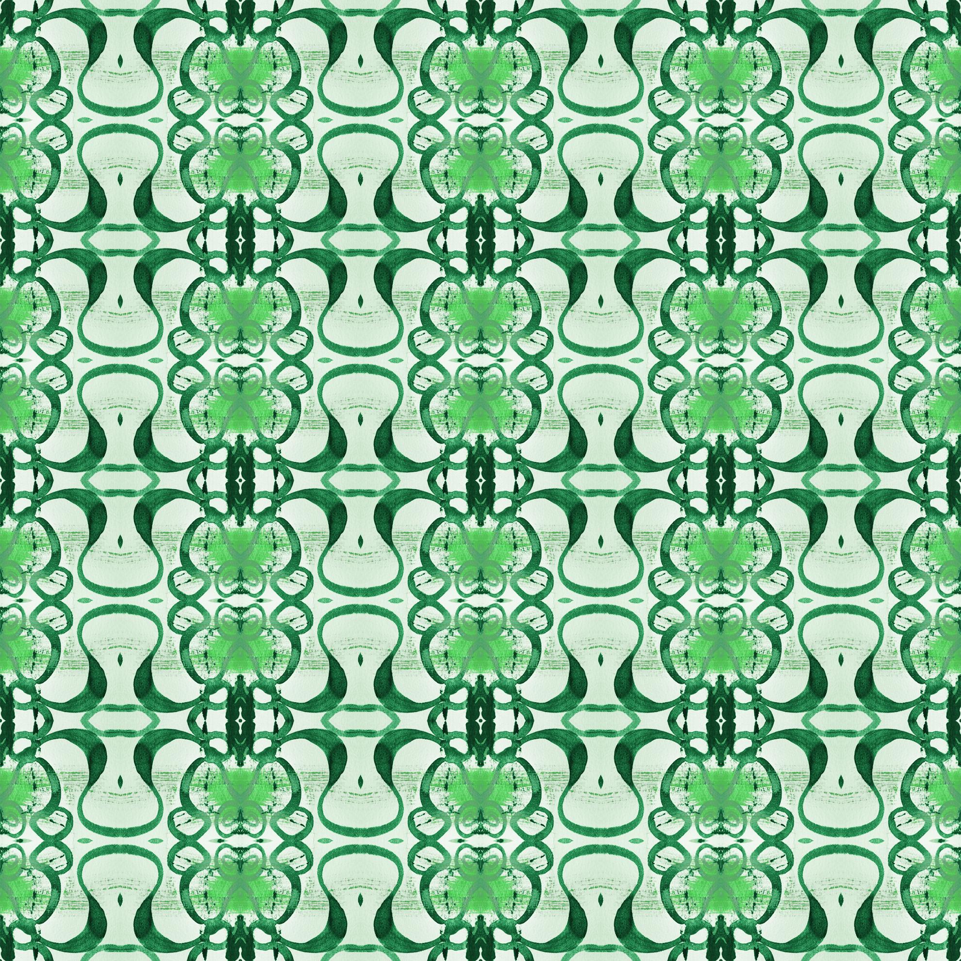 Medina Wallpaper Grass