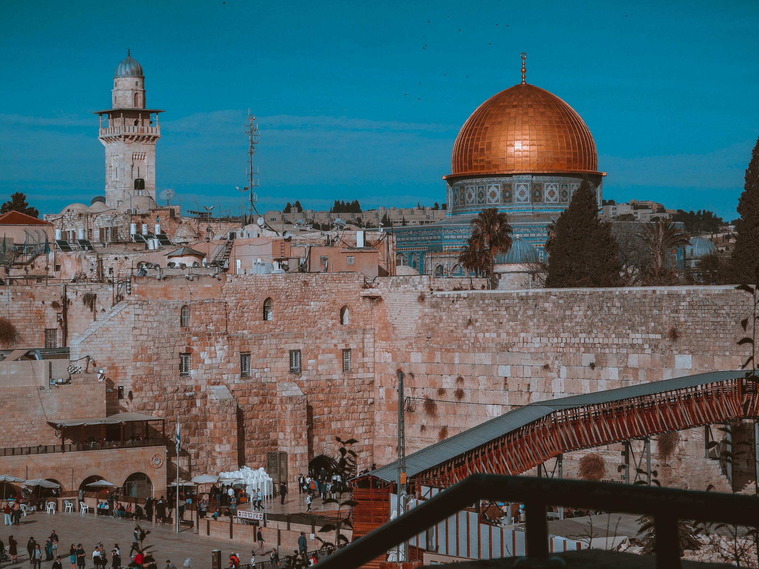 ISRAEL/Middle East - REGISTER TODAY. DATES: NOV 4-12, 2019