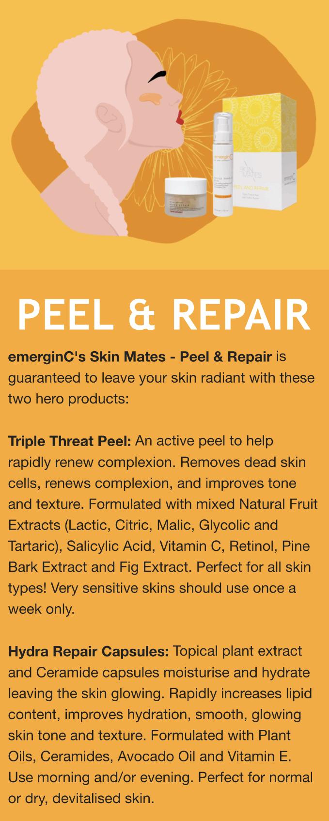 More about the Emerginc - Peel and Repair kit, The Skin Suite, Brisbane Australia.jpeg