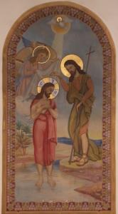 Icon of Saint John the Baptist