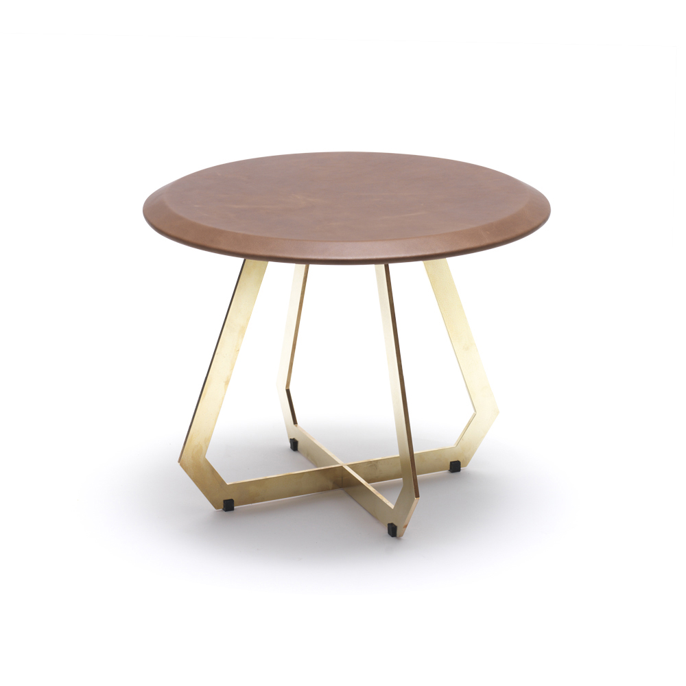 Marie-Burgos-Design.Fetish-table.Ø40. Brass-Brown.MBcollection.jpg