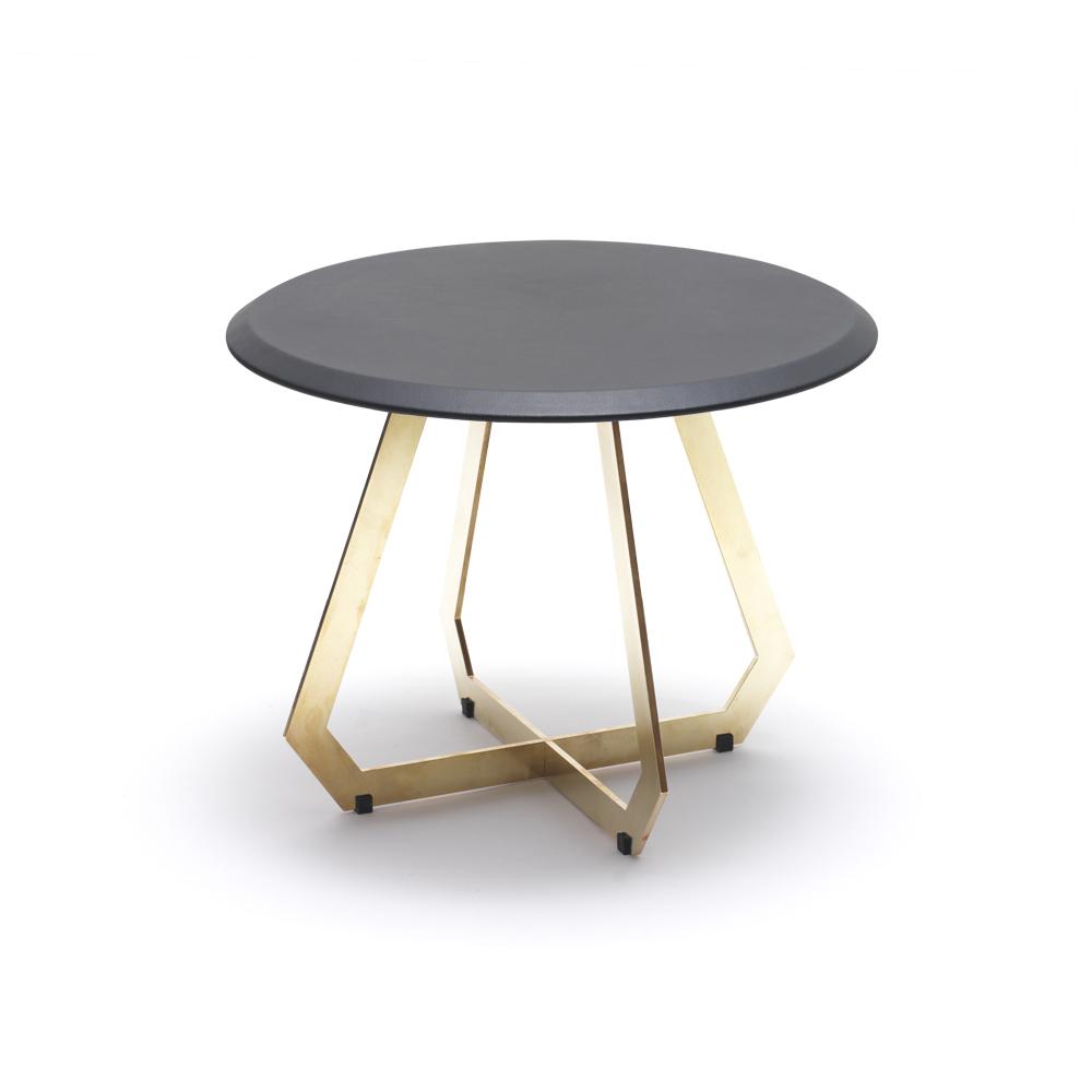 Marie-Burgos-Design.Fetish-table.Ø40. Brass-Black.MBcollection.jpg