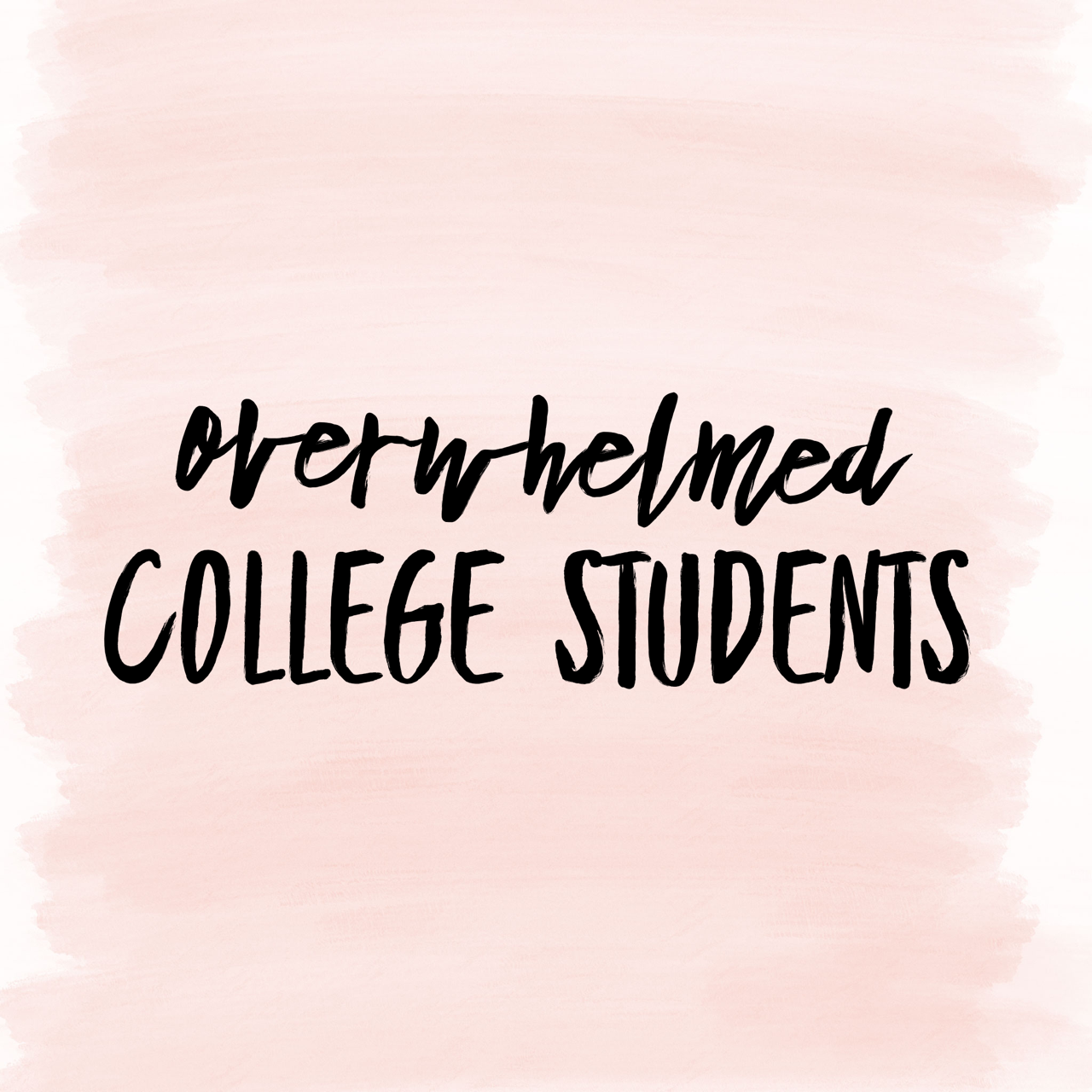 anxiety and achievement concerns in college