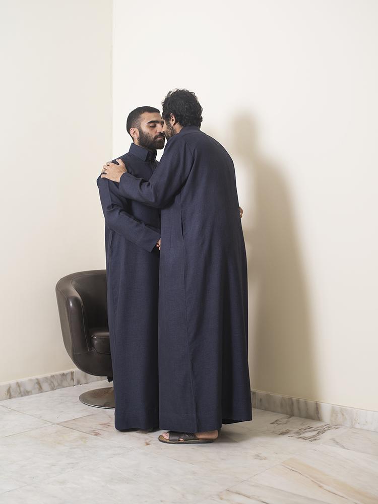 Farah Al Qasimi, Nose Greeting , 2016