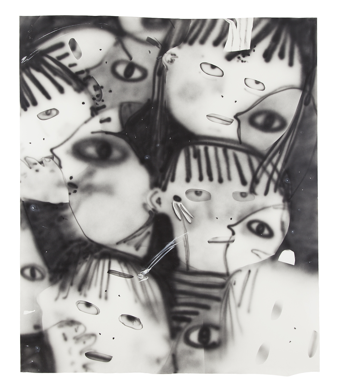 Lindsay Burke,  The Girl, She Has No Morals , 2016