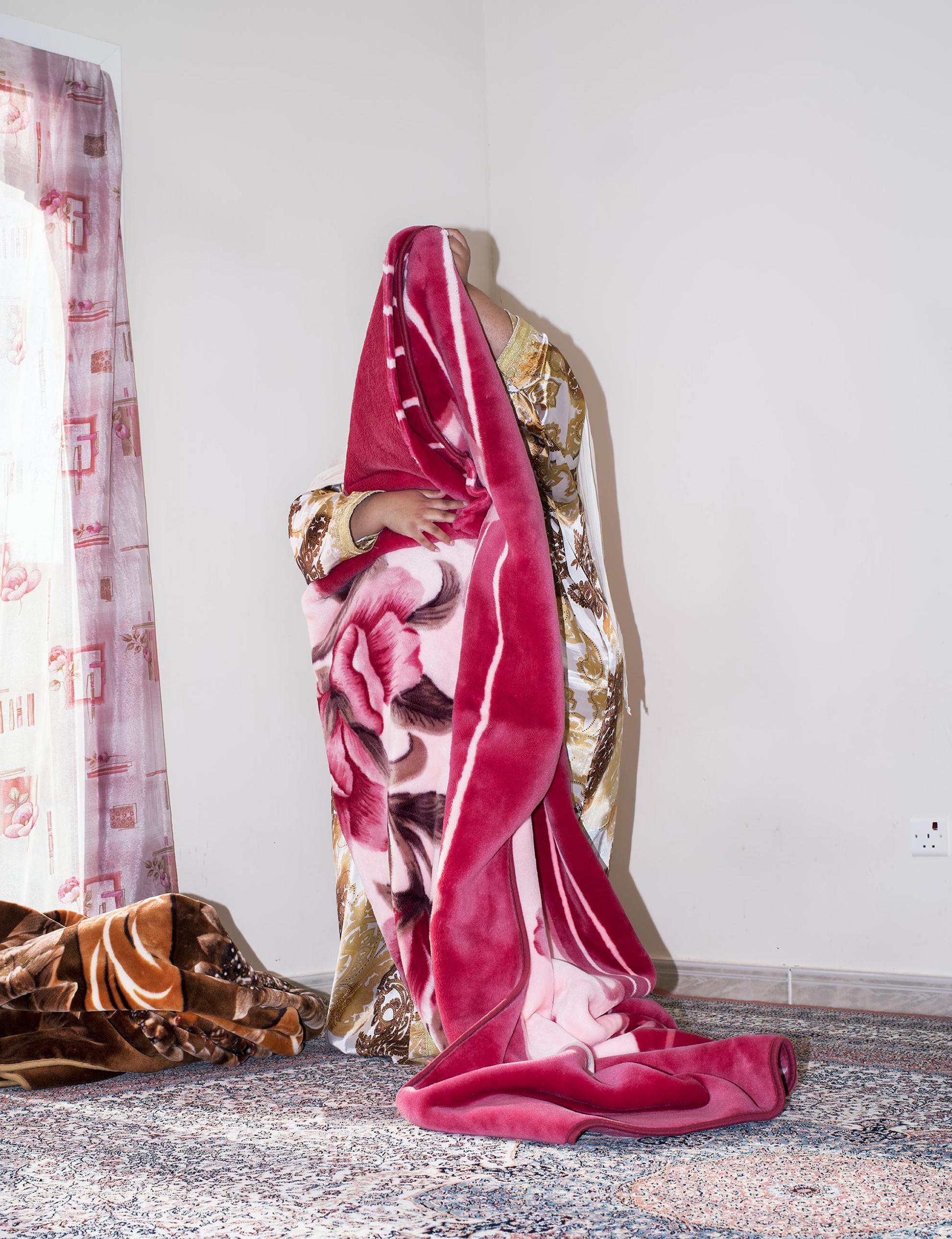 Farah Al Qasimi,  S Folding Blanket , 2016