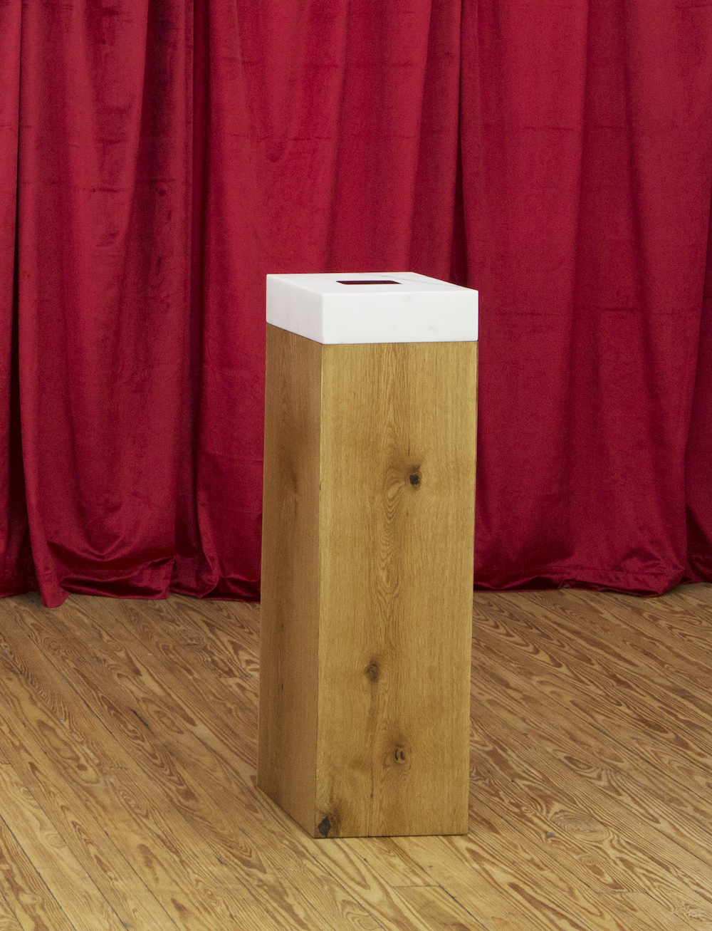 Proposal for a Romantic Sculpture,  2012.