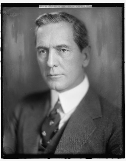 Assistant Secretary of State Breckinridge Long (likely taken in the 1930s)