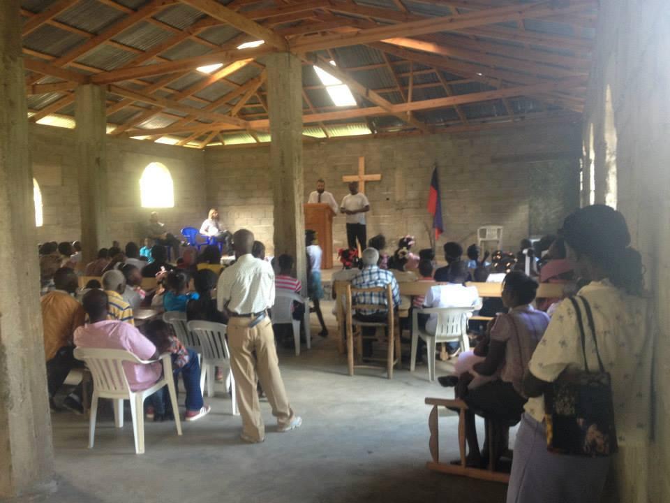 Church Plant in Haiti