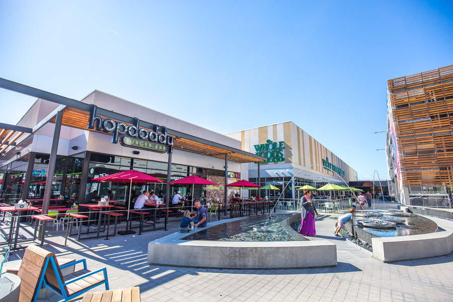 Hopdoddy Burger Bar & Whole Foods - Playa Vista