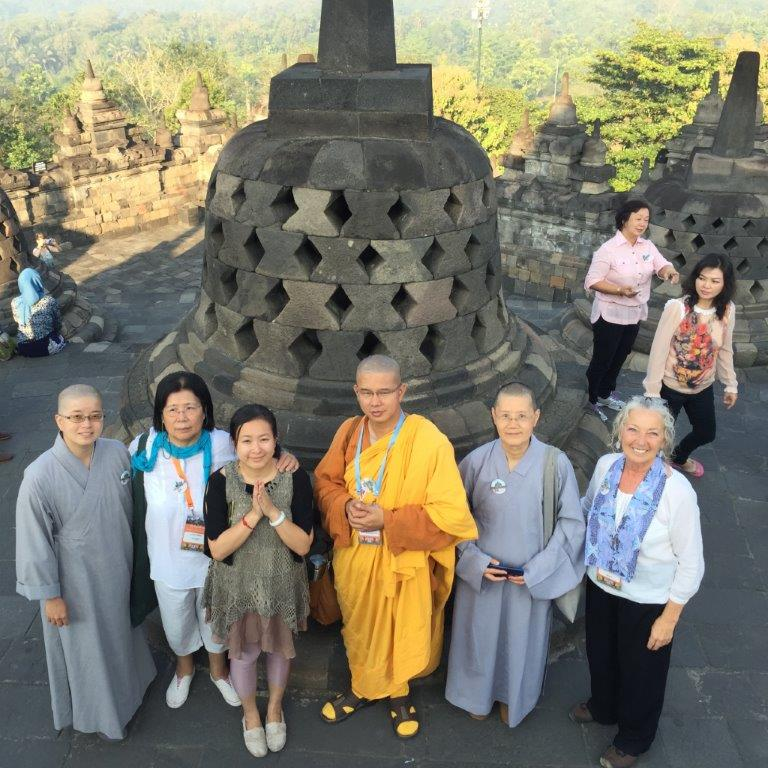 Borobudur 9 with nuns & monk s.jpg