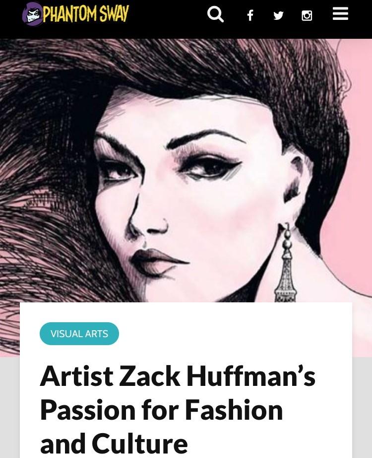 Interview with Zack Huffman - Phantom Sway -