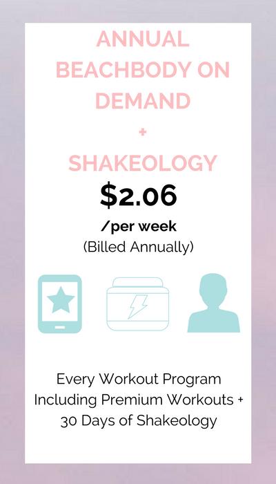 Annual BOD + Shakeology