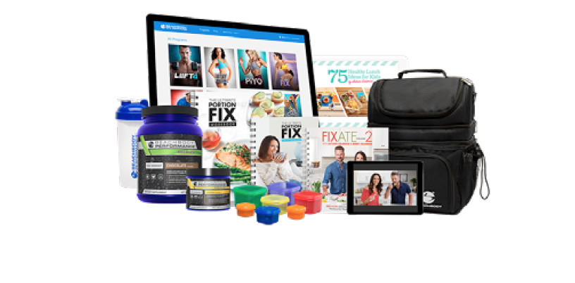 Ultimate Portion Fix + Beachbody on Demand + Performance Line