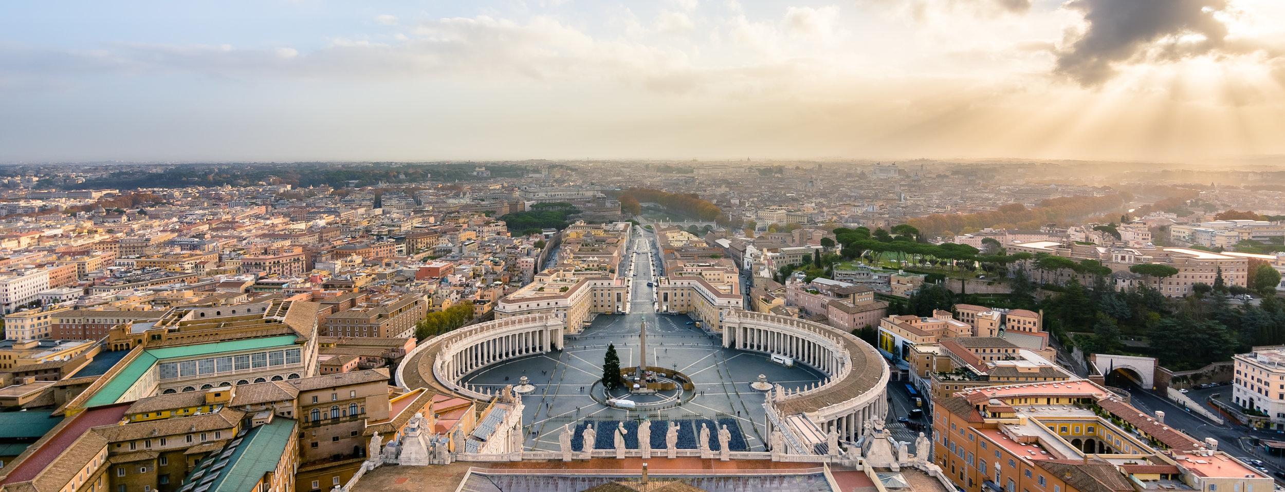 St. Peter's Basilica, Vatican City/Rome