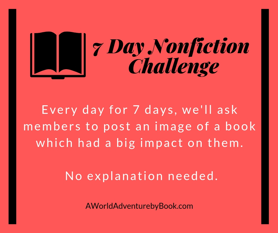 Nonfiction Challenge