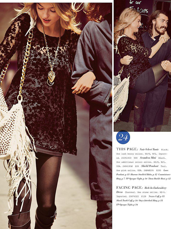 free people 2012 sept