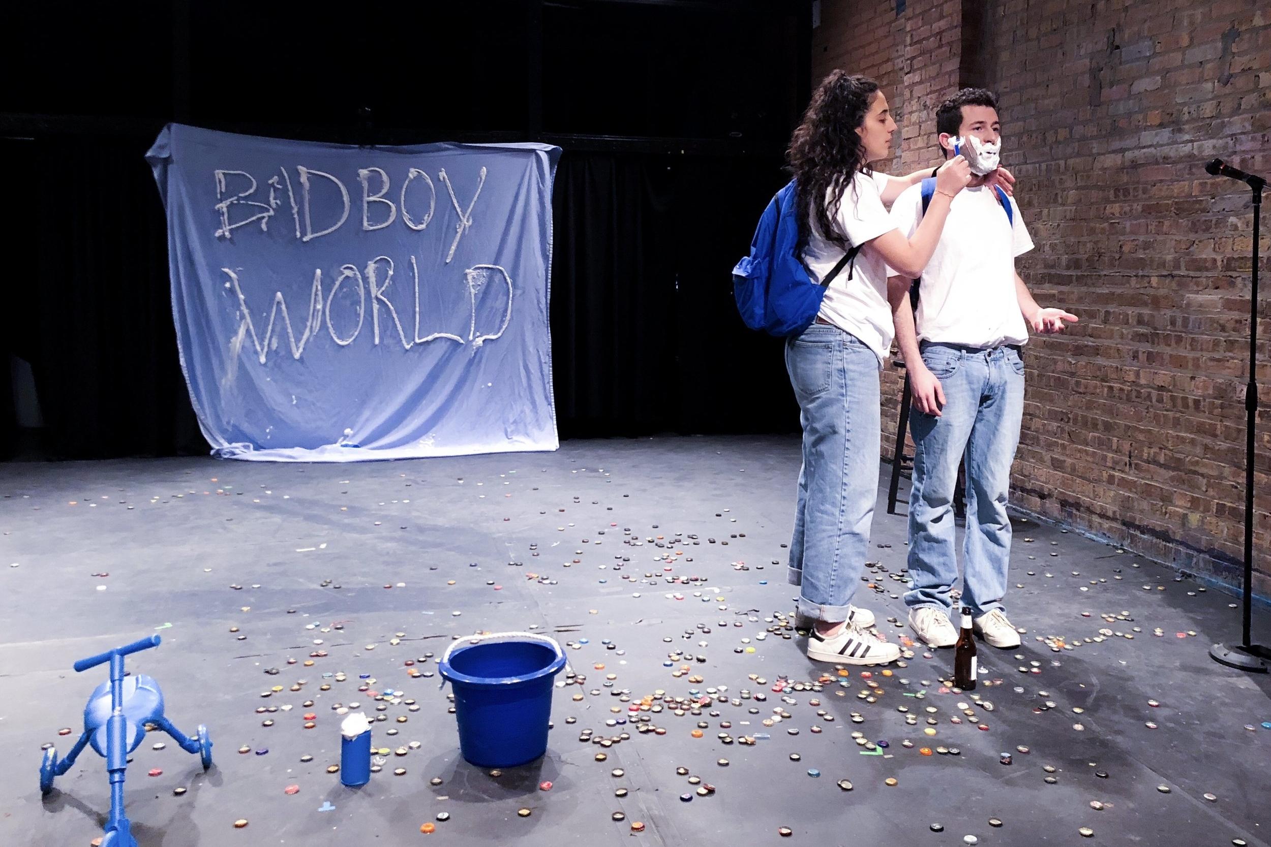 Bad Boy World -