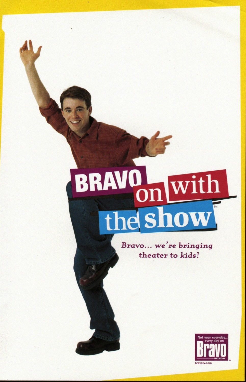 Bravo's On With The Show