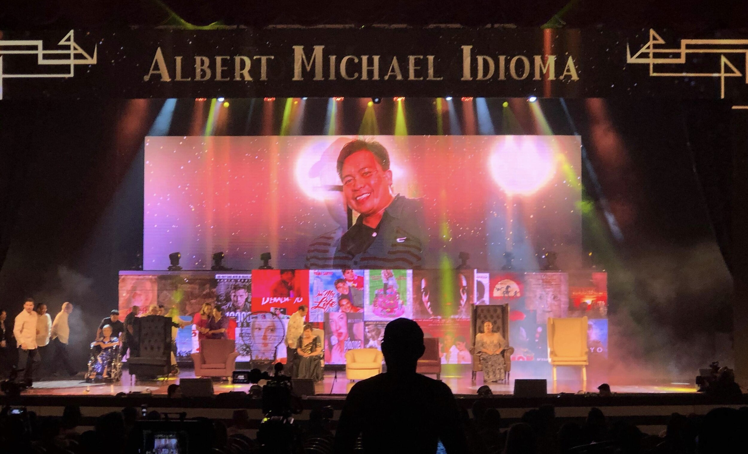 Mike Idioma renowned as one of the Icons of Philippine Cinema.
