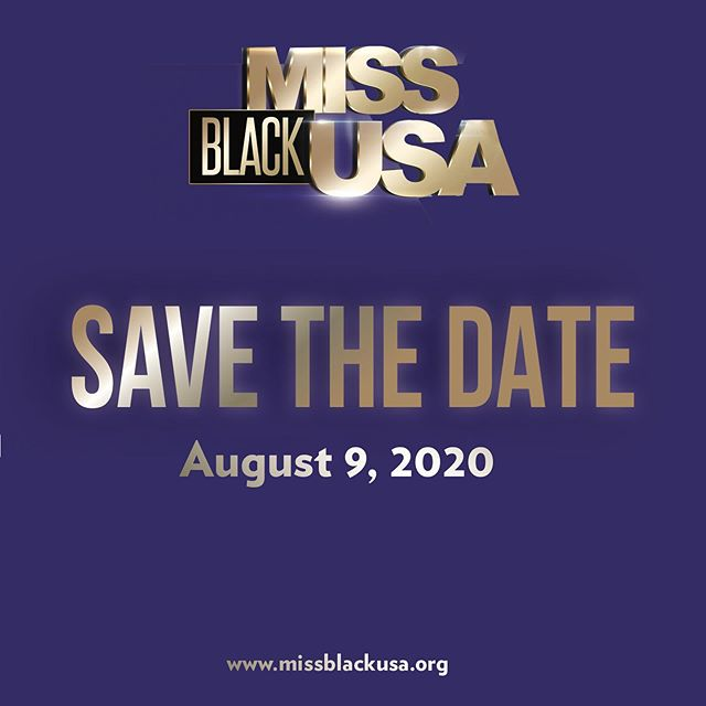 It's some next level type stuff about to happen. . Save the Date.  Besides Election Day put this date on your calendar. .. Join the movement by becoming a sponsor, advertiser, vendor, member of our glam team, volunteer,  intern or partner.  Email pr@missblackusa.org. . We are currently accepting applications for 2020 state Queens: 51 shades of brown, natural, straight or curly, curves and ambitious.  Go to www.missblackusa.org