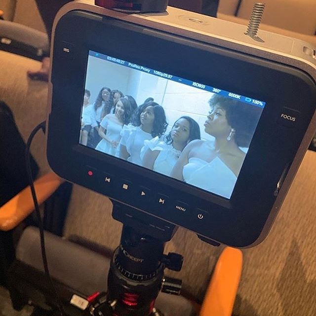 A documentary is coming... A documentary on Black women and Miss Black USA.  And we can't wait! .  Special shoutout to the Producer @syleecia @neaproductions_ and @dygmanagement