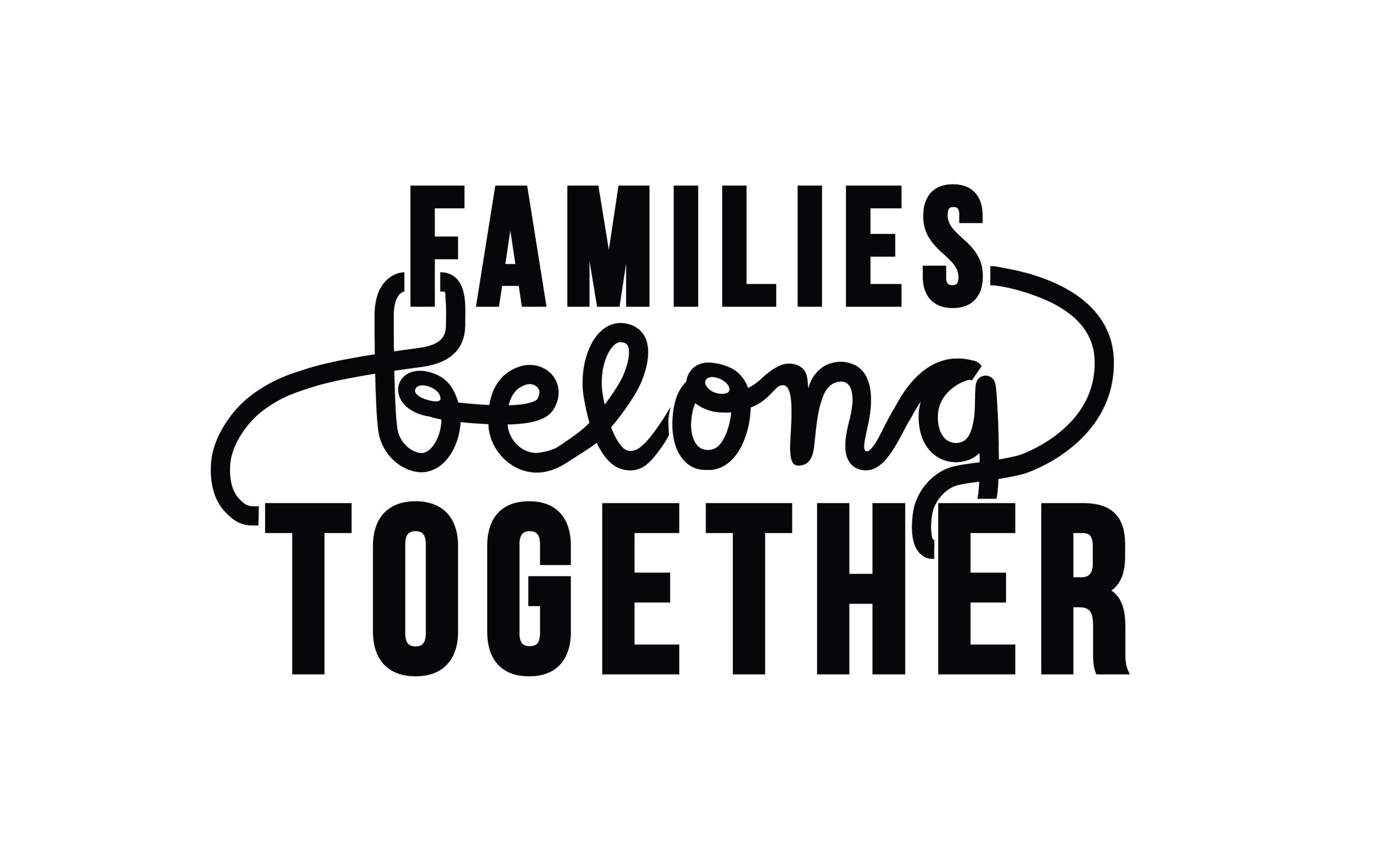 Families Belong Together (Andrea Bowers)