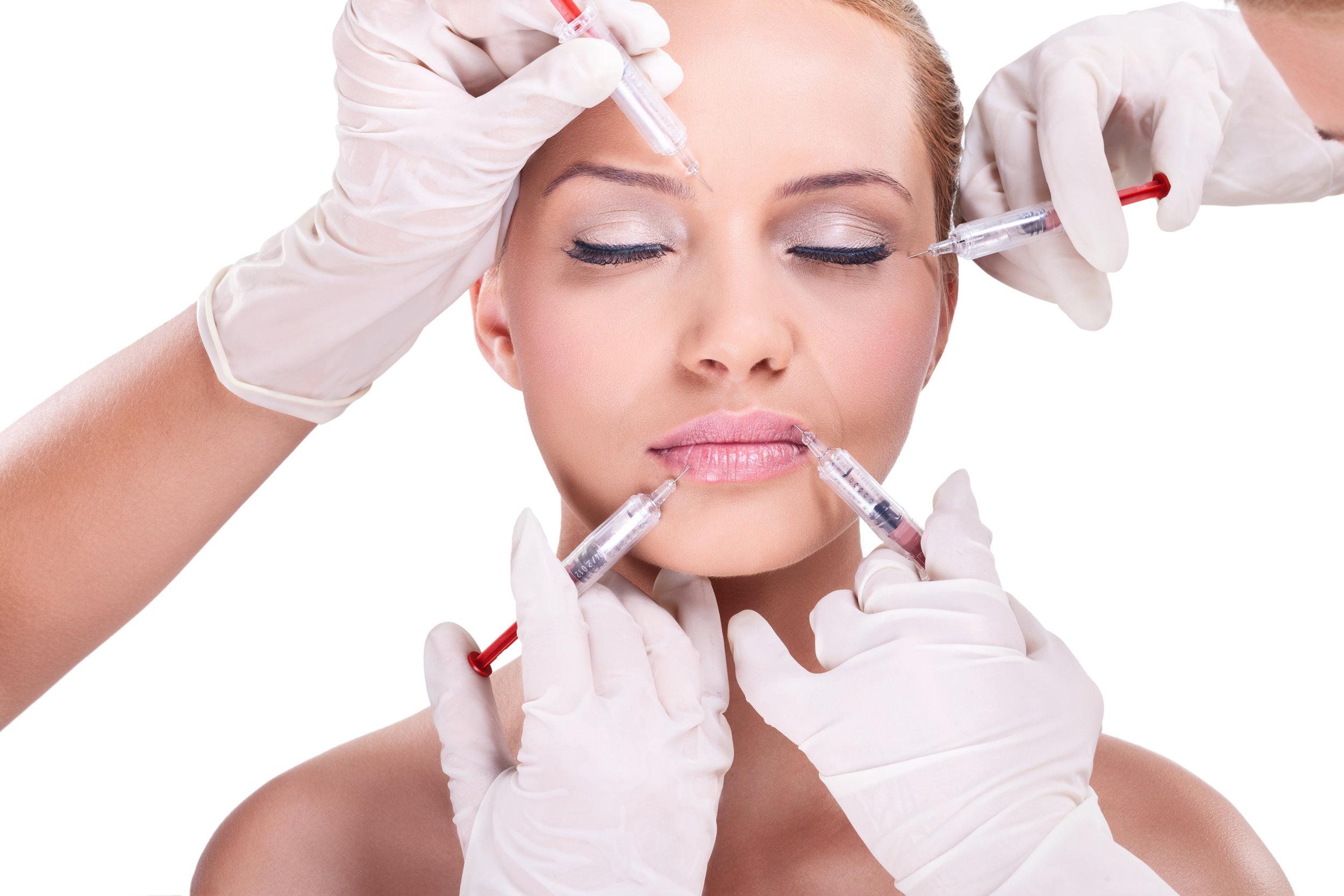 Botox & Hyaloron bitte erst nach der Pigmentierung anwenden.