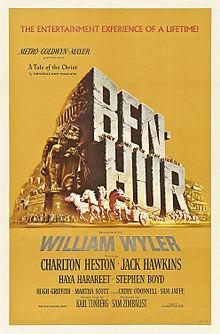 """Ben Hur   """" This is the day Judah. It's between us now."""""""