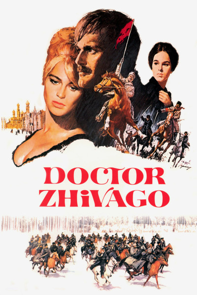 """Doctor Zhivago  """"How did you come to be lost?"""""""