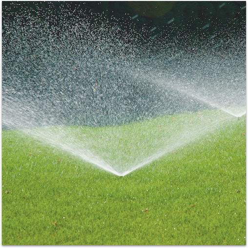 IRRIGATION SYSTEMS -