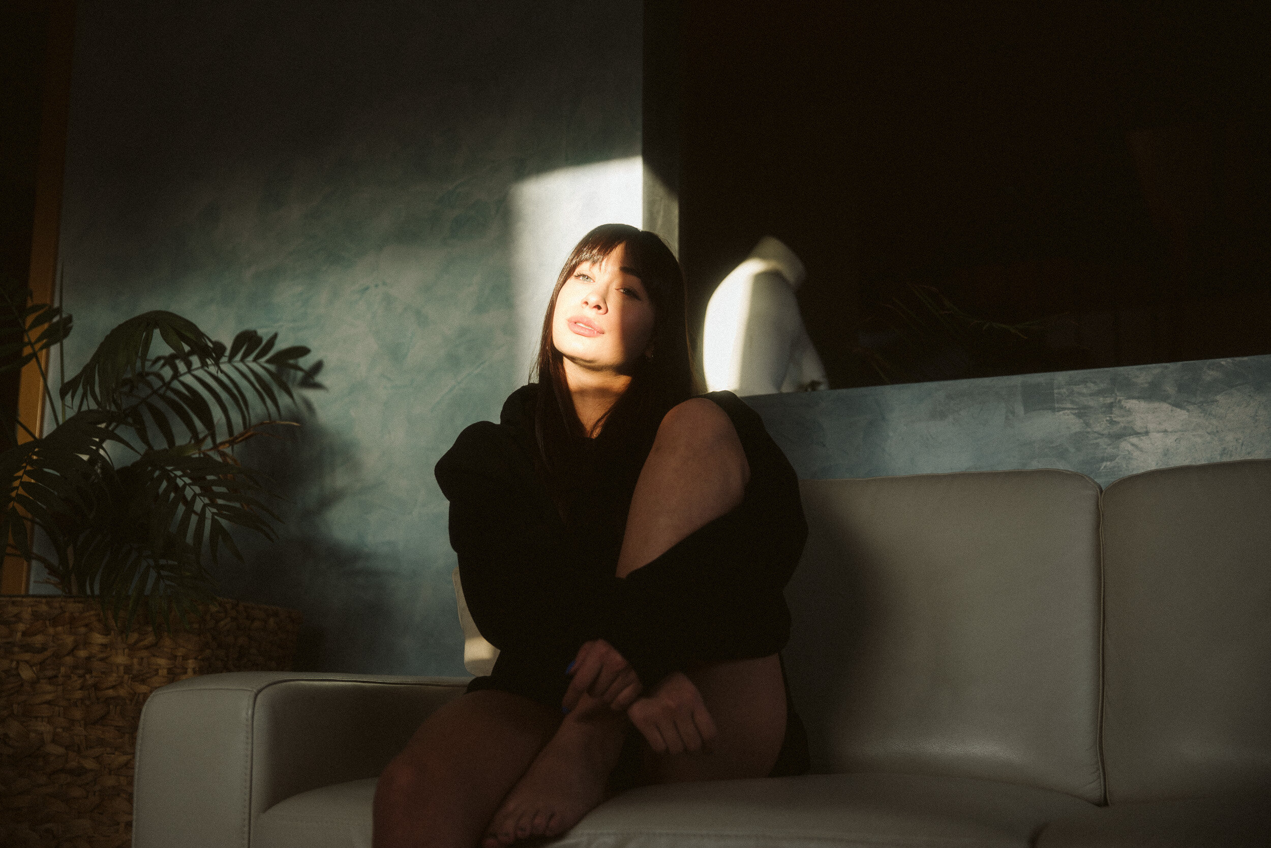 Selina - Portraits at home