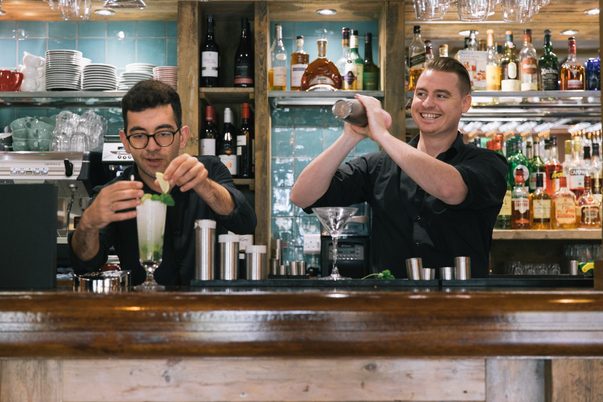 Bar staff career opportunities at The Royal Foresters in Ascot