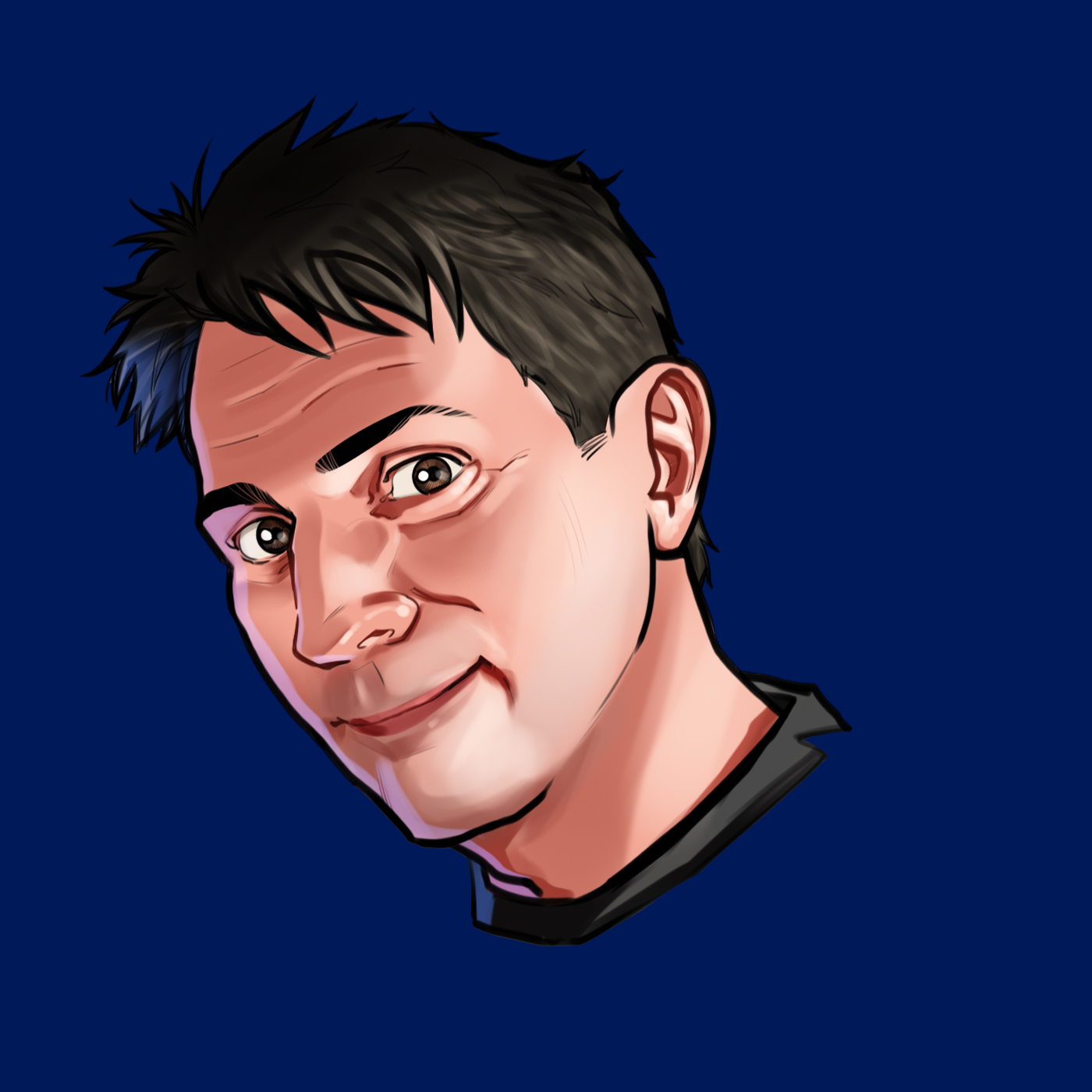 STEVE D.   In-House Artist