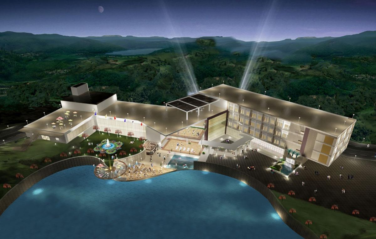 Shedung Resort