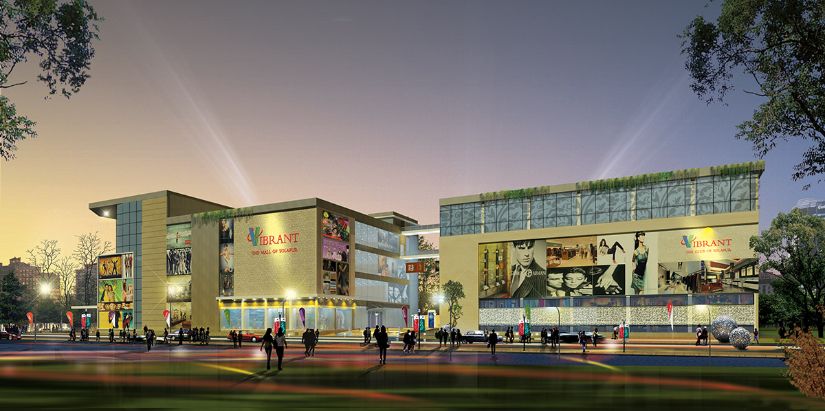 Vibrant Mall