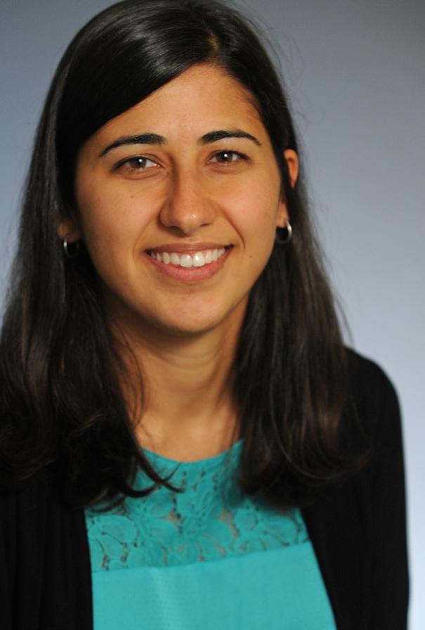 Dr. Mozhgon Rajaee, Ph.D.