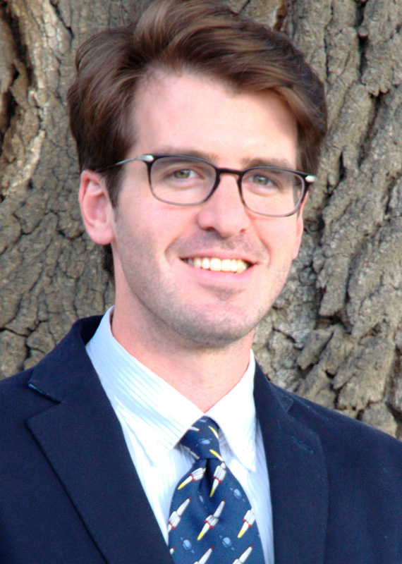 Dr. Ethan Eagle, Ph.D.