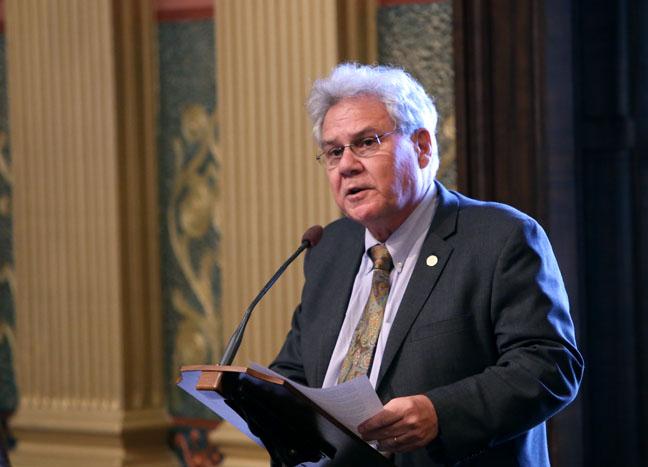 Rep. Jim Ellison
