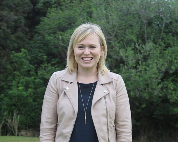 Amy de Vetter, Lead Pastor Elim North, Whagarei, New Zealand